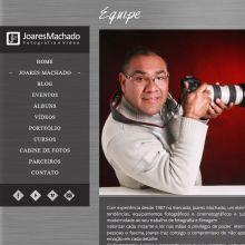 Informações sobre o Joares Machado e equipe
